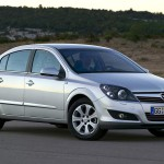 Тест-драйв Opel Astra 1,8 H. Немецкого седана С класса