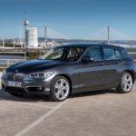 Тест-драйв BMW 120i F20, немецкого хэтчбека С класса