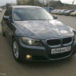 Тест-драйв BMW 320i e90, немецкого седана премиум-класса