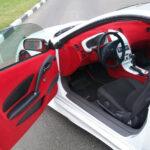 Флокирование салона автомобиля