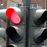 Если вы проехали на запрещающий сигнал светофора