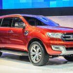 Форд Эверест 2015 модельного года