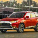 Mitsubishi Outlander 3: динамическая защита