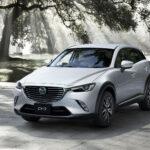 Новая Mazda CX-3: дерзкий хищник