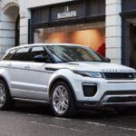 Range Rover Evoque: стильный спортсмен