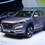 Hyundai Tucson третьего поколения