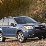 Subaru Forester IV: грубый и неброский