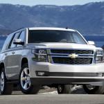 Четвертое поколение Chevrolet Tahoe