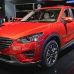 Обновленная Mazda CX-5: яркий образ