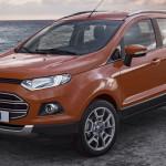 Второе поколение Ford EcoSport