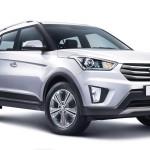 Новинка от Hyundai: компактный кроссовер Creta