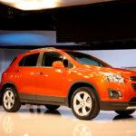 Обновленный мини-кроссовер Chevrolet Tracker