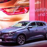 Хэтчбек Renault Megane четвертого поколения