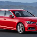 Пятое поколение универсала Audi A4