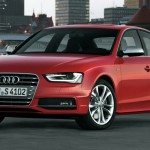 Седан Audi S4 2015-го модельного года