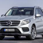 Mercedes-Benz GLE: обновленный вариант кроссовера ML — класса