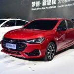 Chevrolet Monza: подробности про новый седан