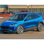 Ford Kuga 2020 модельного года: каким он будет