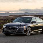 Audi A8: спортивный бизнес-лимузин