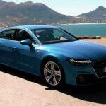 Audi A7: второе поколение