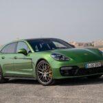 Porsche Panamera Sport Turismo: универсал представительского класса