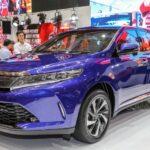 Toyota Harrier 2020 модельного года