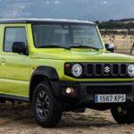 Внедорожник Suzuki Jimny: в ожидании второго совершеннолетия
