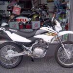 Обзор мотоцикла Honda XR125L