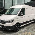 Volkswagen Crafter: второе поколение