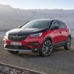 Компактный кроссовер Opel Grandland X