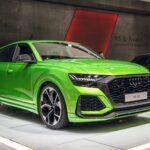 Audi RS Q8 2020 модельного года