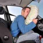 Подушка безопасности: использовалась или нет, как узнать