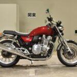 Обзор мотоцикла Honda CB1100