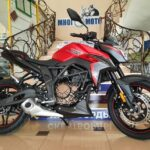 Обзор мотоцикла Voge 300R