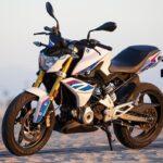 Обзор мотоцикла BMW G310R