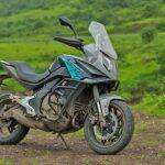 Обзор мотоцикла CF Moto 650MT