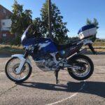 Обзор мотоцикла Honda XRV 750 Africa Twin