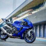 Обзор мотоцикла Yamaha YZF-R1 2020