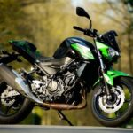 Обзор мотоцикла Kawasaki Z400
