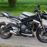 Обзор мотоцикла Triumph Street Triple 765 RS